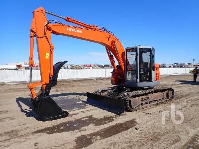 2005 HITACHI EX135US-5 Hydraulic Excavator