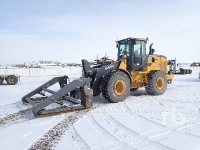2013 JOHN DEERE 644K Wheel Loader