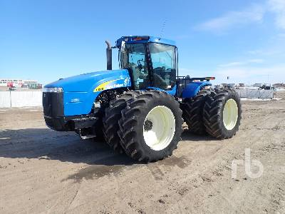 2007 NEW HOLLAND TJ330 4WD Tractor