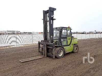 CLARK CMP75SD 15900 Lb Forklift