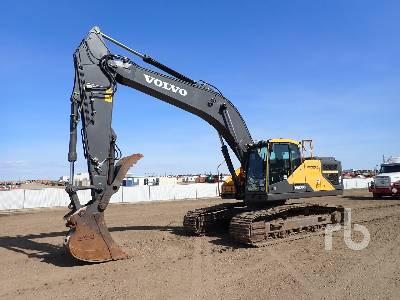 2015 VOLVO EC300EL Hydraulic Excavator