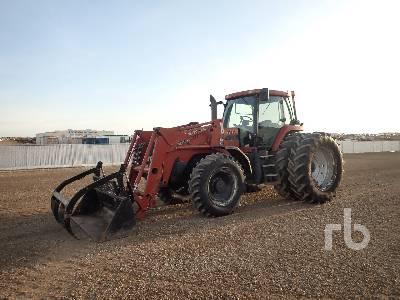 2000 CASE IH MX220 MFWD Tractor
