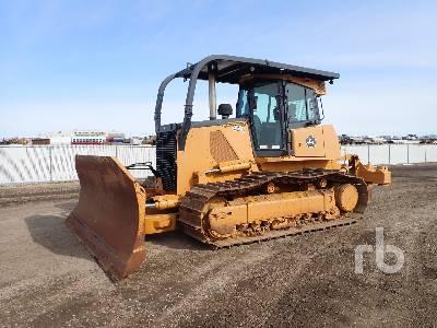 2005 JOHN DEERE 850J WLT Crawler Tractor