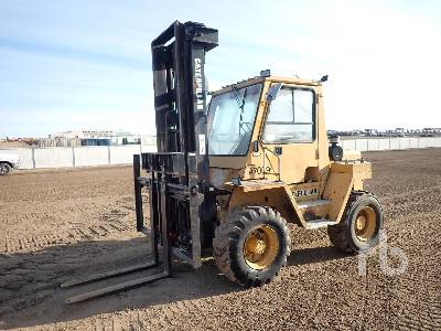 CAT R60 Pneumatic 8000 Lb Forklift