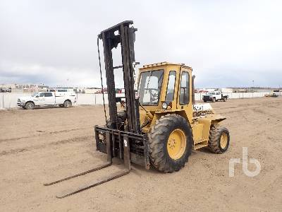 2001 LIFT KING 10M22 4WD 10000 Lb Rough Terrain Forklift