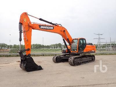 Unused 2021 DOOSAN DX300LCA Hydraulic Excavator