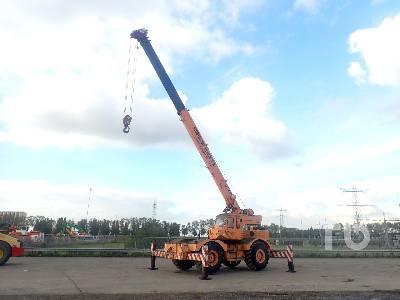GROVE RT63S 27 Ton 4x4x4 Rough Terrain Crane