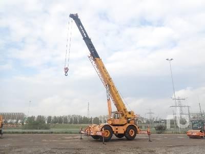 GROVE RT75S 40 Ton 4x4x4 Rough Terrain Crane