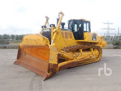2019 KOMATSU D155A-6 Crawler Tractor