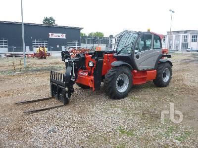 2019 MANITOU MT14.40 4x4x4 Telescopic Forklift