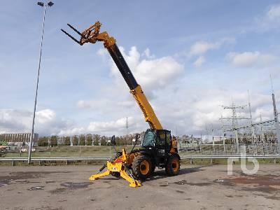 2018 JCB 540-170 4x4x4 Telescopic Forklift
