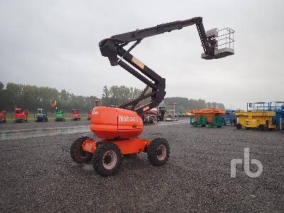 2011 MANITOU 180ATJ 4x4x4 Articulated Boom Lift