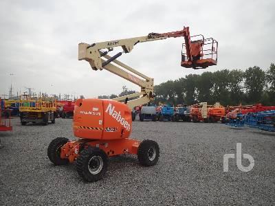 2012 JLG 510AJ 4x4 Articulated Boom Lift
