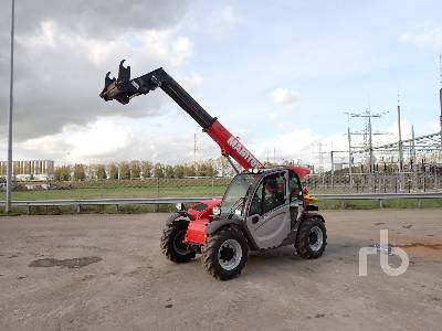 2015 MANITOU MLT625-75 Telescopic Forklift