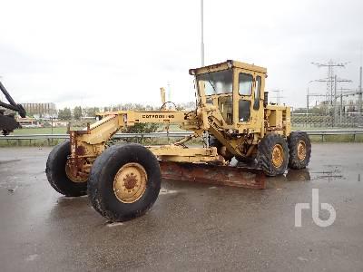 1985 CAT 120G Motor Grader