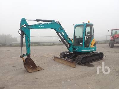 KUBOTA Mini Excavator (1 - 4.9 Tons)
