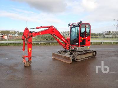 2017 JCB 48Z-1 Mini Excavator (1 - 4.9 Tons)