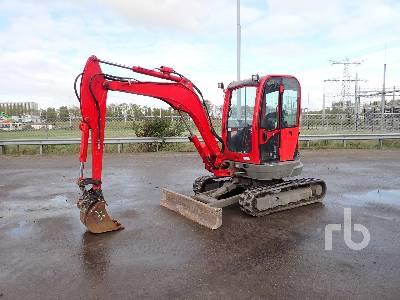 2014 JCB 8035ZTS Mini Excavator (1 - 4.9 Tons)