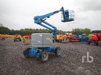 2014 GENIE Z45/25J 4x4 Articulated Boom Lift