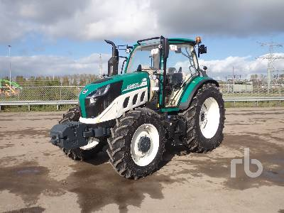 Unused 2021 ARBOS P5115 4WD Agricultural Tractor MFWD Tractor