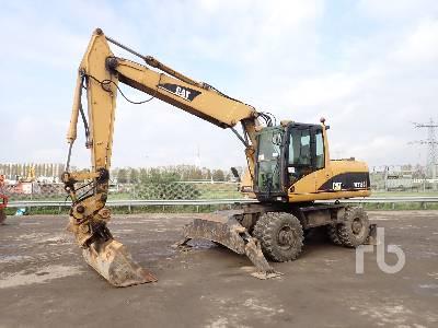 2005 CAT M316C Mobile Excavator