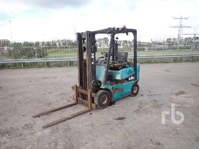 CLARK CDP16 Forklift