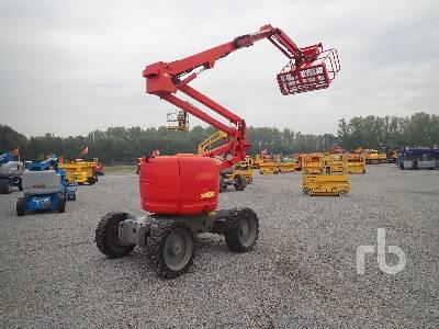 2011 GENIE Z45/25 4x4 Articulated Boom Lift