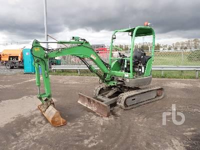 2011 JCB 8025 Mini Excavator (1 - 4.9 Tons)