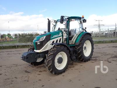Unused 2019 ARBOS P5115 4WD Agricultural Tractor MFWD Tractor