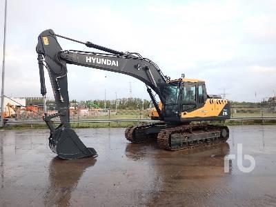 Unused 2021 HYUNDAI R215 Hydraulic Excavator