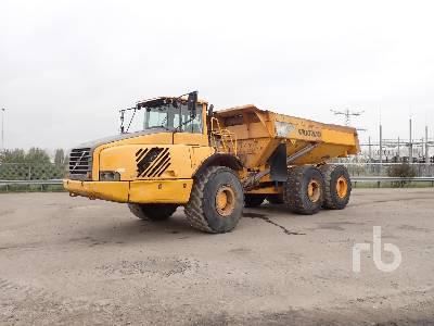 2000 VOLVO A40D 6x6 Articulated Dump Truck