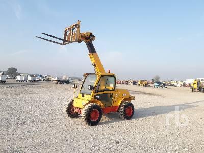 2007 JCB 520-40 2000 Kg Telescopic Forklift
