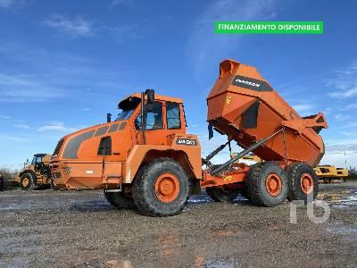 2015 DOOSAN DA30 Articulated Dump Truck