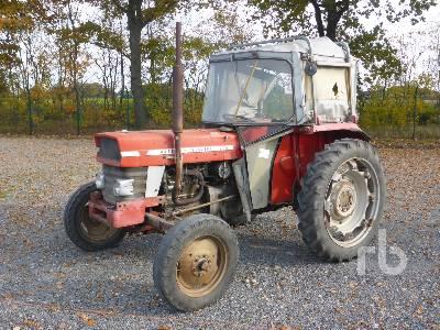 1970 MASSEY FERGUSON 2WD Tractor