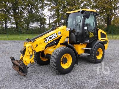 2014 JCB TM220 Wheel Loader