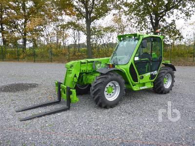 2015 MERLO P28.8TOP 4x4x4 Telescopic Forklift