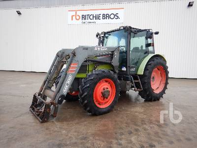 2007 CLAAS CELTIS 456 PLUS MFWD Tractor