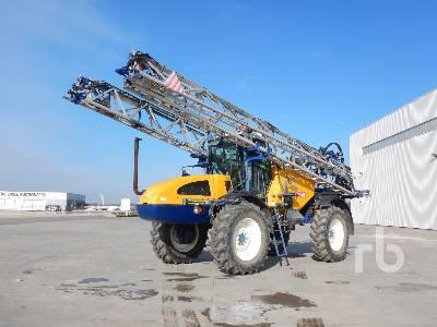 2007 CARUELLE UTL4000 4x4 Pulverisateur 39 m 4x4 Sprayer