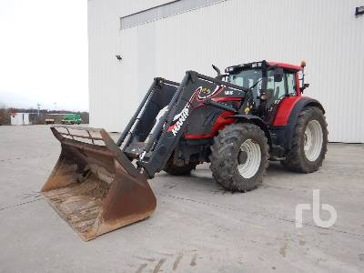 2012 VALTRA T182 4WD Agricultural Tractor MFWD Tractor