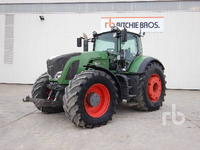 2008 FENDT 936 Vario 4WD Agricultural Tractor MFWD Tractor