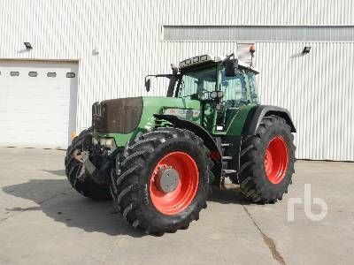 2005 FENDT 924TMS 4WD Agricultural Tractor MFWD Tractor