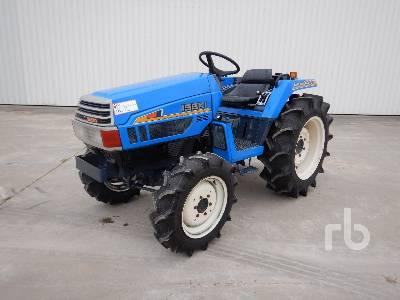 ISEKI 257 4x4 Tracteur Utilitaire 4WD Utility Tractor