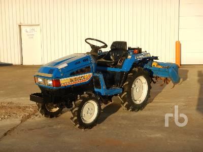 ISEKI 155 4x4 Tracteur Utilitaire 4WD Utility Tractor
