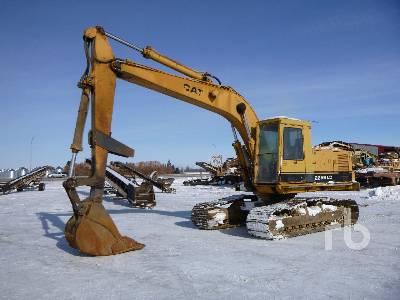 1987 CATERPILLAR 225B LC Hydraulic Excavator