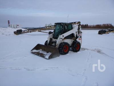 2005 BOBCAT S300 2 Spd Skid Steer Loader