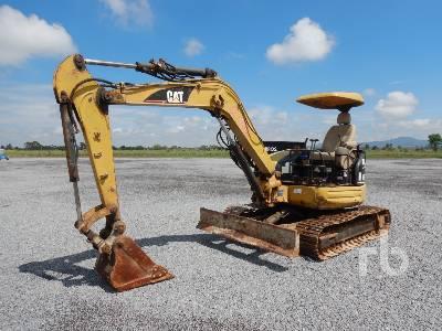 2010 CATERPILLAR 305 Midi Excavator (5 - 9.9 Tons)