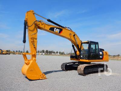 2016 CATERPILLAR 320D2 Hydraulic Excavator