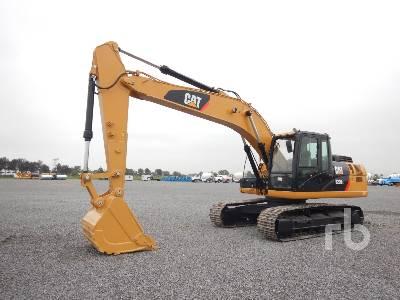 2017 CATERPILLAR 320D2 Hydraulic Excavator