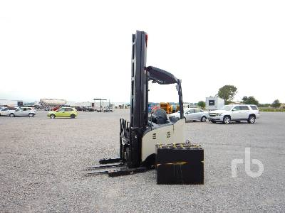 2012 CROWN RM6095S45 4500 Lb Electric Forklift