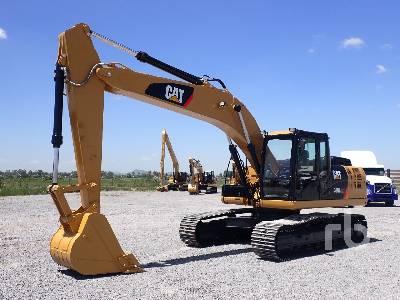 2016 CATERPILLAR 320D2L Hydraulic Excavator